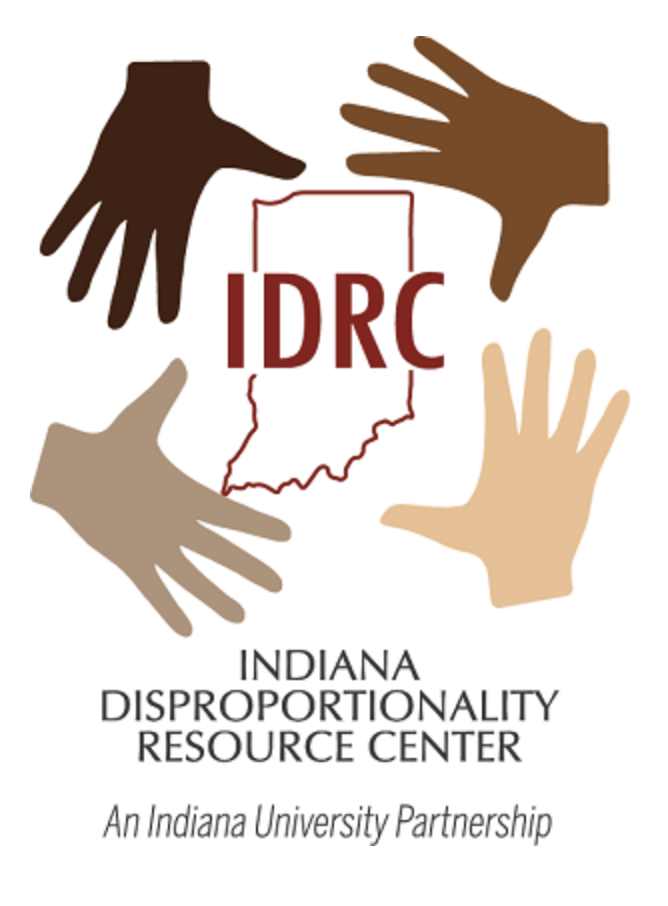 Indiana Disproportionality Resource Center logo