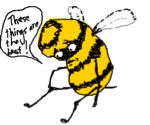 Bee clipart