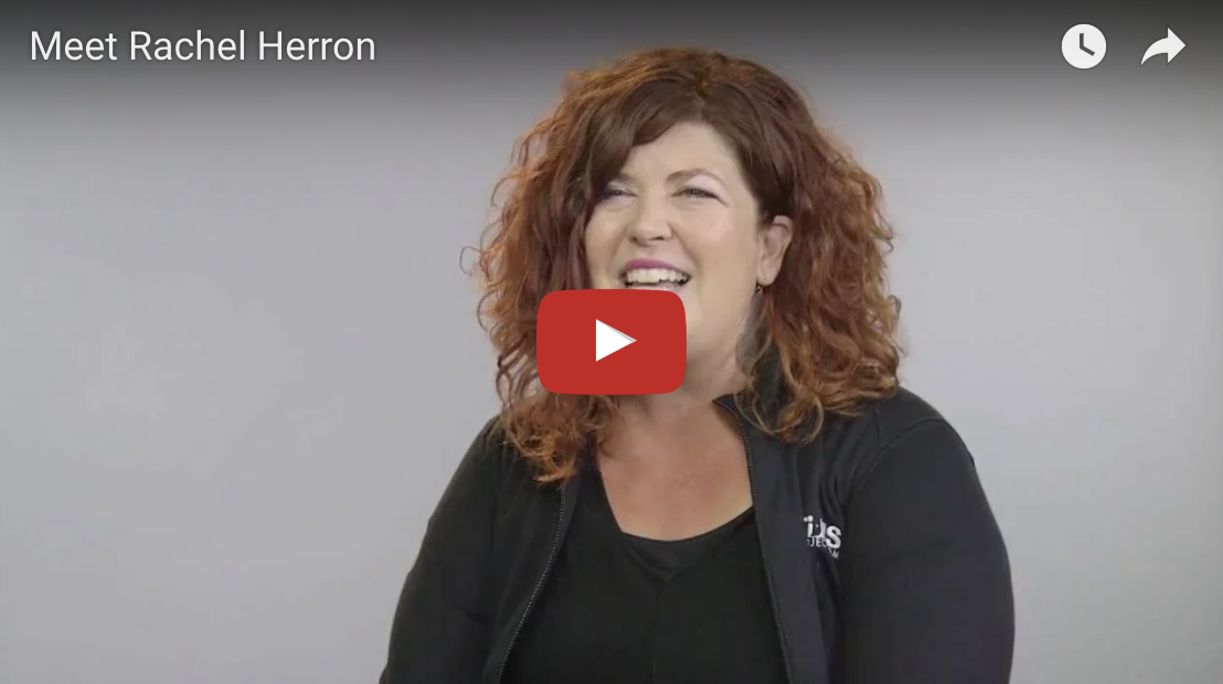 Play YouTube video introduction of Rachel Herron
