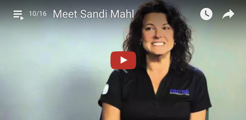 Play Sandi Mahl video introduction on YouTube