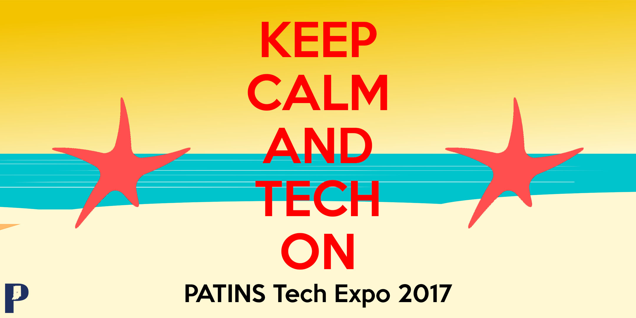 Keep Calm and Tech On at PATINS Tech Expo