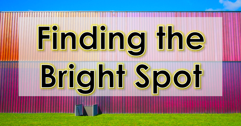 Finding the Bright Spot